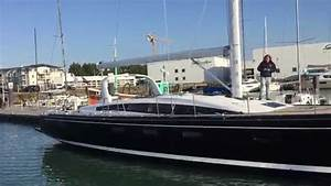 Jeanneau 64 Yacht Video Exterior Sail By Filmed By Ian