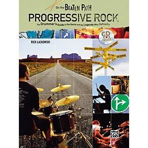 Alfred On The Beaten Path  Progressive Rock The Drummer
