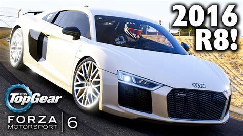 Audi Plus Forza Top Gear Dlc Youtube