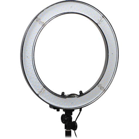 led ring light smith victor led ring light 19 quot 401611 b h photo