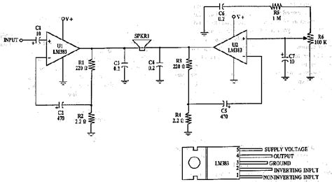 Integrated Circuit Does Bridging Amplifiers Affect Their