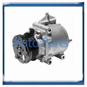 2003 Lincoln Town Car Ac Compressor Replacement