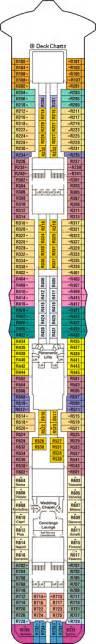 Royal Princess Deck Plan Marina by Royal Princess Deck 14 Riviera Deck Cruise Critic
