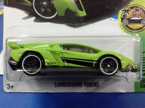hot wheels lamborghini veneno li    pm