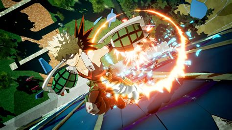 My Hero Academia Game Project Announces 3 New Characters