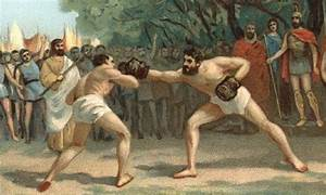 ancient myth reveals the olympic were founded
