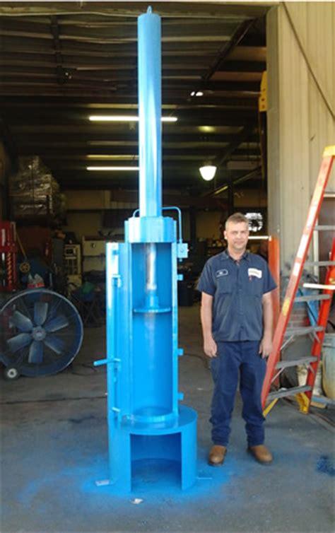 oil filter crusher advanced fluid power