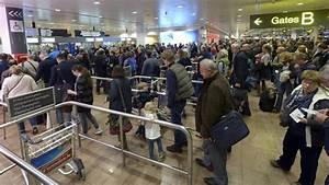 Greve Du 17 Novembre 2018 : gr ve du z le des douaniers de brussels airport ce mercredi les op rations de contr le ~ Medecine-chirurgie-esthetiques.com Avis de Voitures