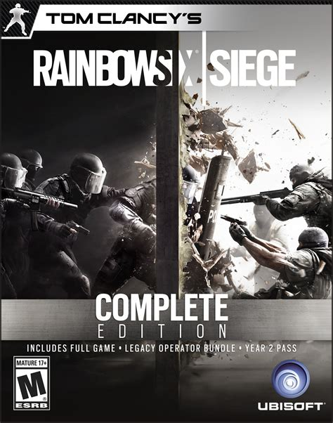 siege complet tom clancy 39 s rainbow six siege year 3 pass code