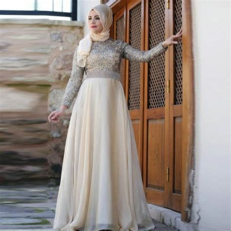 Gamis Muslim M058 Dia Dress inspirasi gaun muslimah cantik kata kata mutiara