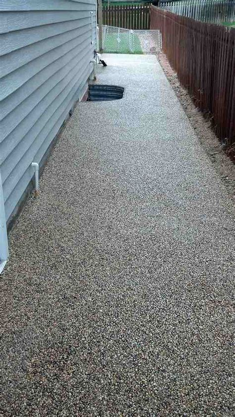 pebble epoxy flooring pittsburgh pebble floor deck epoxy pebble patio pebble