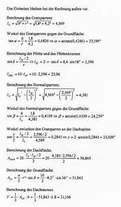 Dachfläche Berechnen Online : anmerkungen zur mathematik methodik der fachschule ~ Themetempest.com Abrechnung
