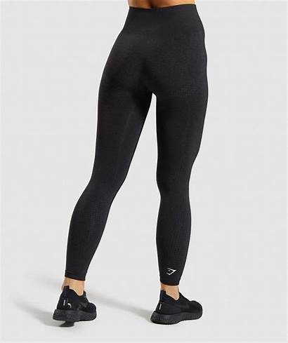 Gymshark Leggings Seamless Vital Marl Outfit Workout