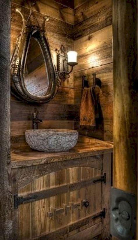 Western Themed Bathroom Ideas by Best 25 Vintage Bathroom Decor Ideas On Half