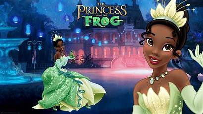 Frog Princess Disney Tiana Wallpapers Background Fanpop