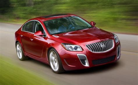 Buick Regal Gs Used by 2012 Buick Regal Gs Priced From 35 310