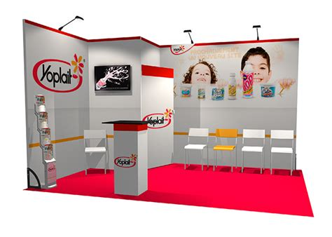 l on a stand exhibition stands 12 m