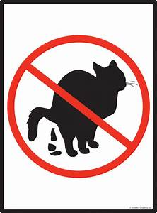 No Cats Allowed Sign Clipart | Free download best No Cats ...