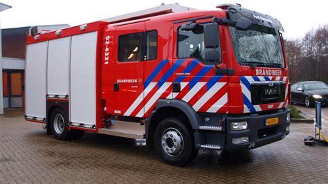 Brandweerwagen brand schade expertise contra