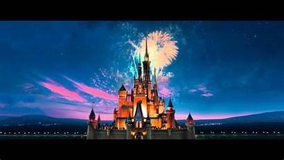Disney Walt Wallpapers Castle Screen Desktop Computer