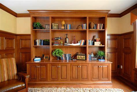 Custom Builtin Bookcases & Wall Units Walmer
