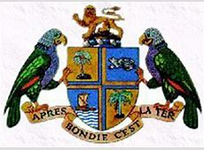 Dominica's Coat of Arms a virtual Dominica
