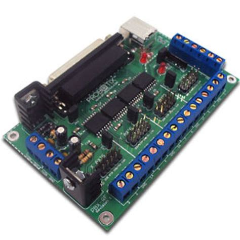 pbx rf rf isolated cnc breakout board