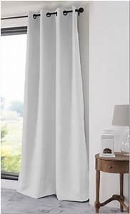 Rideau Blanc Et Doré : double rideau blanc rideaux motif casse noir thermique gris nouettes lar walmart tringle ~ Teatrodelosmanantiales.com Idées de Décoration