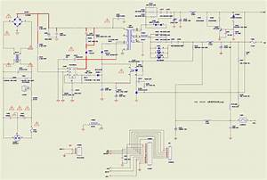 Electro Help  Power  U0026 Inverter Schematic  Circuit Diagram