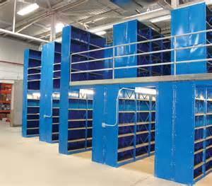 Industrial Warehouse Shelving