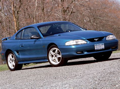 1995 Ford Mustang Gt  12second Nitrous Sn95 50