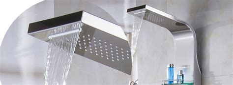 Shower Panels, Shower Massage Panels