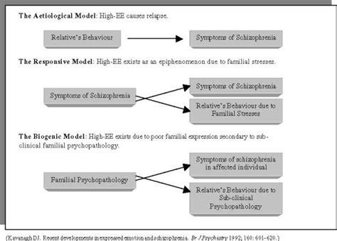 role   family  schizophrenia