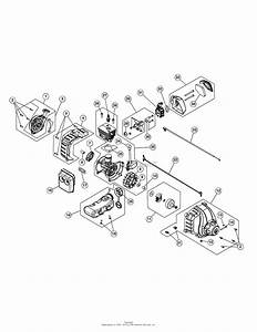 Echo Backpack Blower Parts Diagram