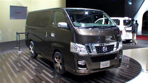 Toyota Hiace 4k Wallpapers by Nissan Nv350 Caravan Interior Underside Tokyo Motor Show