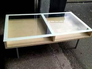 Table Basse Salon Ikea : table basse verre ikea ~ Teatrodelosmanantiales.com Idées de Décoration