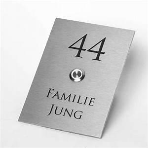 Jung Edelstahl Design : edelstahl klingelplatte new york xl jung edelstahl design ~ Orissabook.com Haus und Dekorationen