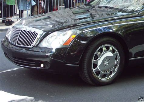 Find Maybach 57 62 19 Inch Chrome Wheels 57s Rims New Oem