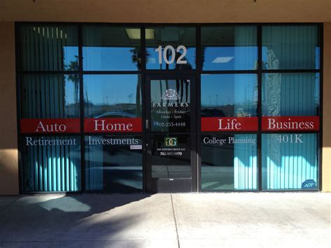 custom window clings for business store front signage