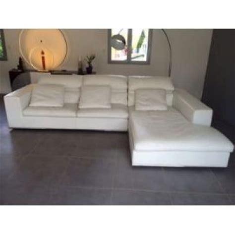canapé cuir blanc roche bobois photos canapé d 39 angle cuir blanc roche bobois