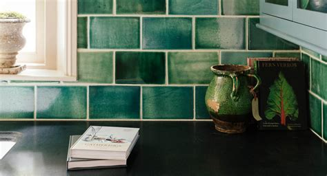 the green kitchen company devol emerald green tiles devol kitchens 8459