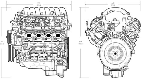 Gm 5 3 Engine Diagram by 5 3l L83 Small Block Engine
