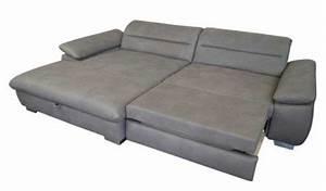 Sofa Mit Breiter Sitzfläche : ecksofa mit breiter recamiere sofadepot ~ Bigdaddyawards.com Haus und Dekorationen
