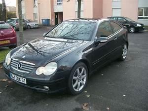 Mercedes C220 Cdi 2002 : troc echange mercedes coupe sport c220 cdi de 2002 sur france ~ Medecine-chirurgie-esthetiques.com Avis de Voitures
