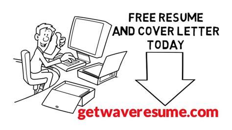 Free Resume Builder Tool by Free Resume Builder Tool Wave Resume
