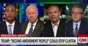 CNN Host SNAPS When Guest Refuses to Slam Trump