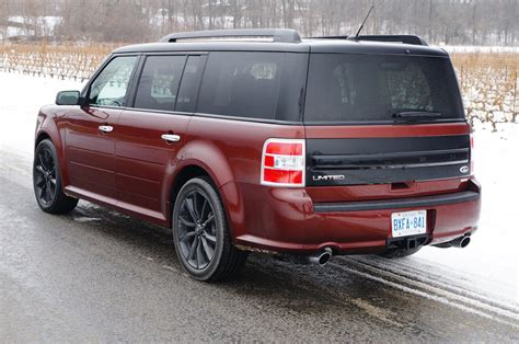2016 Ford Flex Ecoboost Review