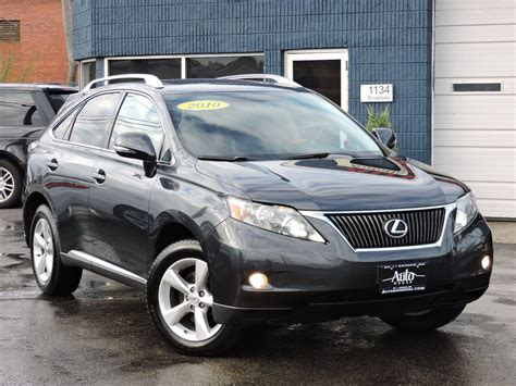 Used 2010 Lexus Rx 350 Sl At Auto House Usa Saugus