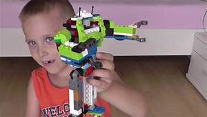 Rasenmäher Roboter Bauanleitung : lego roboter bauen bauanleitung f r kinder tutorial ~ Michelbontemps.com Haus und Dekorationen