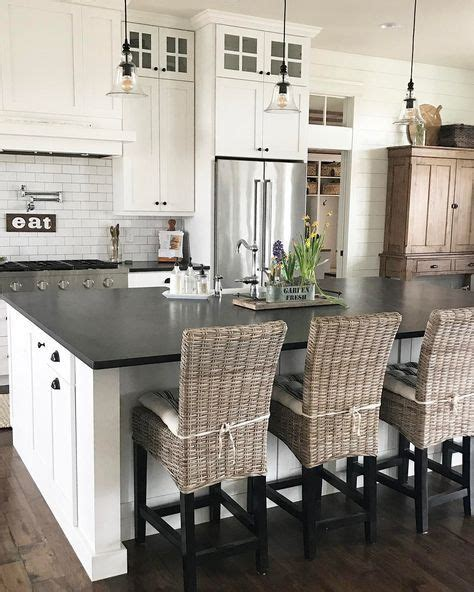 White Kitchen Cupboards With Black Countertops by 25 Best Ideas About Cabinets On